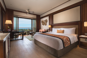 Shangri La Sanya Resort  Spa - Superior Sea View Room
