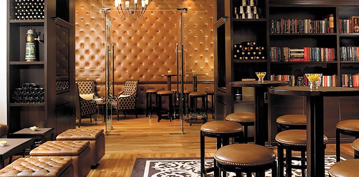 Hotel Jen Singapore Rumpoles Bar