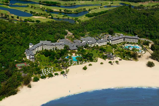 Shangri-La's Rasa Ria Resort, Kota Kinabalu
