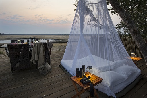 Sleep under the stars at Madison Pan - photo credit Mike Myers resize