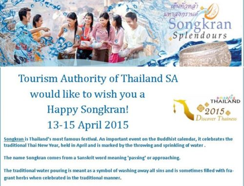 HAPPY SONGKRAN!!