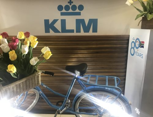 KLM celebrates 80 years of flying to South Africa